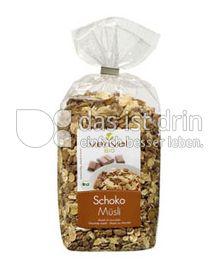 Produktabbildung: Verival Schoko Müsli 375 g