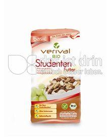 Produktabbildung: Verival Bio Studentenfutter 200 g