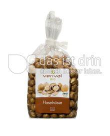 Produktabbildung: Verival Haselnüsse 200 g