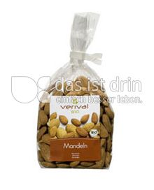 Produktabbildung: Verival Mandeln braun 200 g