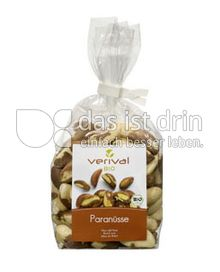 Produktabbildung: Verival Paranüsse 200 g