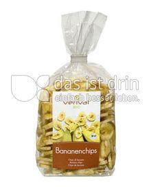Produktabbildung: Verival Bananenchips 200 g