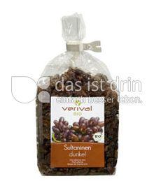 Produktabbildung: Verival Sultaninen dunkel 250 g