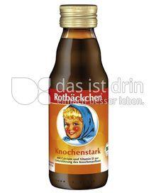 Produktabbildung: Rotbäckchen Knochenstark Bio Mini 125 ml