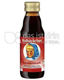 Produktabbildung: Rotbäckchen Immunstark Bio Mini 125 ml