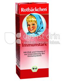 Produktabbildung: Rotbäckchen Immunstark Bio Tetra 200 ml