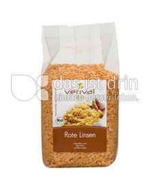 Produktabbildung: Verival Rote Linsen 50 g