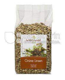 Produktabbildung: Verival Grüne Linsen 250 g