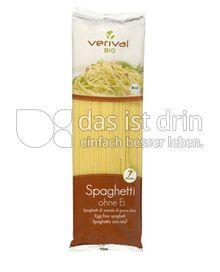 Produktabbildung: Verival Spaghetti ohne Ei 500 g