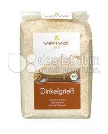 Produktabbildung: Verival Dinkelgrieß 1000 g