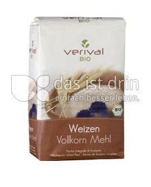 Produktabbildung: Verival Weizen Vollkorn Mehl 1000 g