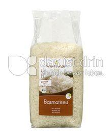 Produktabbildung: Verival Basmatireis geschält 500 g