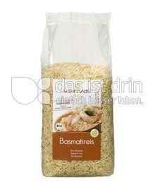 Produktabbildung: Verival Basmatireis ungeschält 500 g