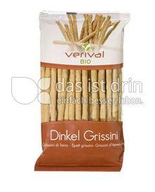 Produktabbildung: Verival Dinkel Grissini 100 g