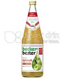 Produktabbildung: beckers bester Apfelsaft 1 l