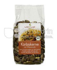 Produktabbildung: Verival Kürbiskerne mit Meersalz 100 g