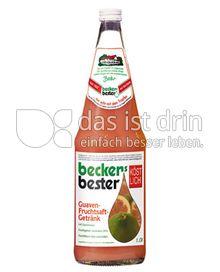 Produktabbildung: beckers bester Guaven-Fruchtsaftgetränk 1 l