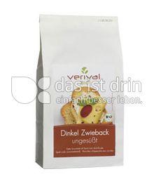 Produktabbildung: Verival Dinkel Zwieback 200 g