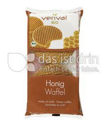 Produktabbildung: Verival Honig Waffeln 175 g