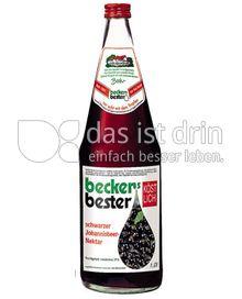 Produktabbildung: beckers bester schwarzer Johannisbeer-Nektar 1 l