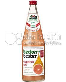 Produktabbildung: beckers bester Grapefruitsaft 1 l