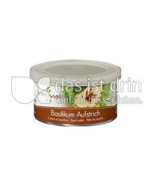 Produktabbildung: Verival Basilikum Aufstrich 125 g
