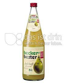 Produktabbildung: beckers bester Bio Apfelsaft 1 l