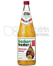 Produktabbildung: beckers bester Maracuja-Nektar 1 l