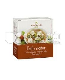 Produktabbildung: Verival Tofu natur 250 g