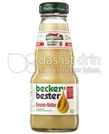 Produktabbildung: beckers bester Bananen-Nektar 0,2 l