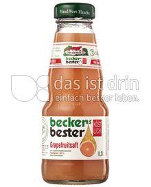 Produktabbildung: beckers bester Grapefruitsaft 0,2 l