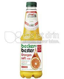 Produktabbildung: beckers bester Orangensaft 1 l