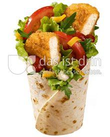 Produktabbildung: McDonald's McWrap Crispy Chicken