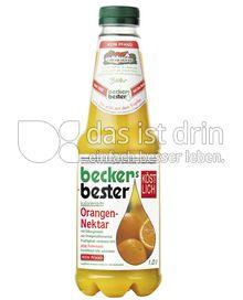Produktabbildung: beckers bester Orangen-Nektar 1 l