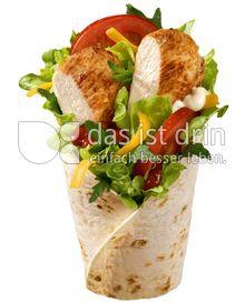 Produktabbildung: McDonald's McWrap Grilled Chicken