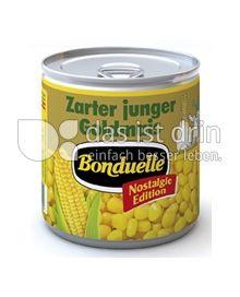 Produktabbildung: Bonduelle Zarter junger Goldmais Nostalgie-Edition 425 ml