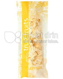 Produktabbildung: true fruits Crisps Ananas 17,5 g
