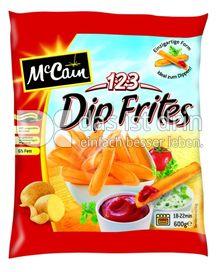 Produktabbildung: McCain 1·2·3 Dip Frites 600 g
