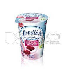 Produktabbildung: Landliebe Buttermilch Kirsche 500 g