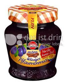 Produktabbildung: Schwartau extra Würziges Pflaumenmus 330 g
