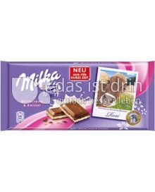 Produktabbildung: Milka Milchcrème & Knister 100 g