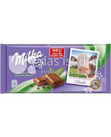 Produktabbildung: Milka Kakaocrème & feine Minze 100 g
