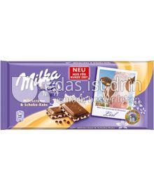 Produktabbildung: Milka Milchcrème & Schoko-Keks 100 g