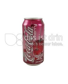 Produktabbildung: Coca-Cola Cherry 0,33 l