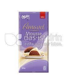 Produktabbildung: Milka Amavel Mousse Chocolat Blanc 160 g