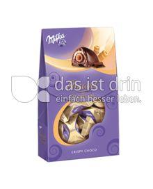 Produktabbildung: Milka Milka Amavel Pralinés Crispy Choco 140 g