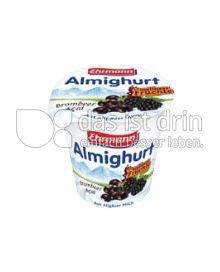 Produktabbildung: Ehrmann Almighurt Wellness-Früchte Brombeer-Acai 150 g