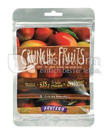 Produktabbildung: FRUTERO Crunchy Fruits Mango 25 g