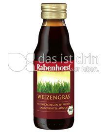 Produktabbildung: Rabenhorst Bio-Weizengras Mini 125 ml