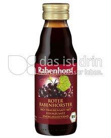 Produktabbildung: Rabenhorst Roter Rabenhorster in Bio-Qualität Mini 125 ml